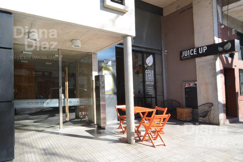 Foto Departamento en Venta en  Palermo Hollywood,  Palermo  SOLER al 5800