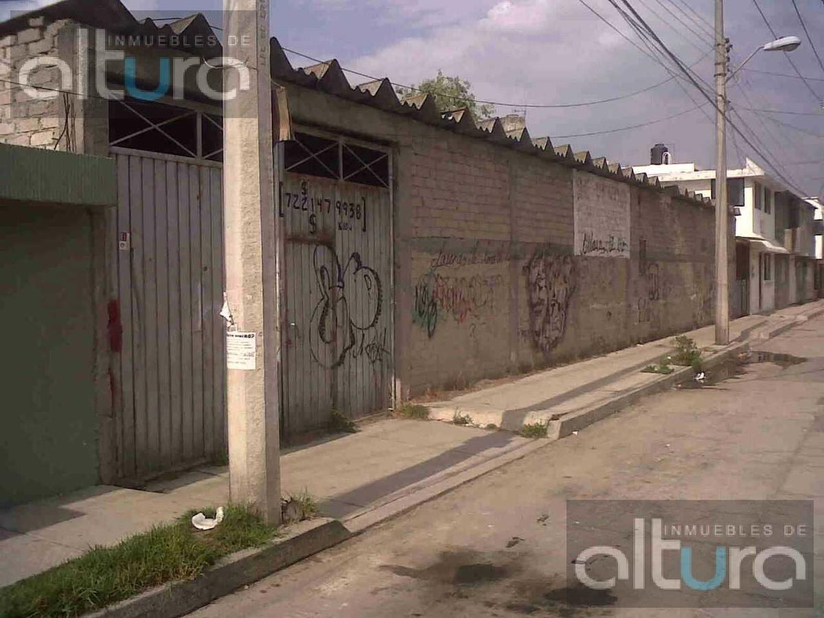 Foto Terreno en Venta en  San Lorenzo TepaltitlAn Centro,  Toluca  PENSADOR MEXICANO, SAN LORENZO TEPALTITLAN , TOLUCA MEXICO, C.P. 50010, TESH0268