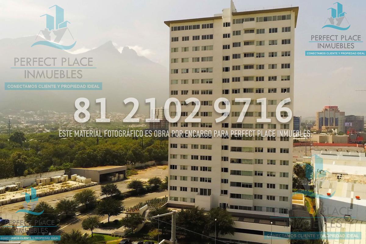 Foto Departamento en Renta en  Residencial La Española,  Monterrey  PENTHOUSE EN RENTA EN TORRE ICONOS MONTERREY, N.L.