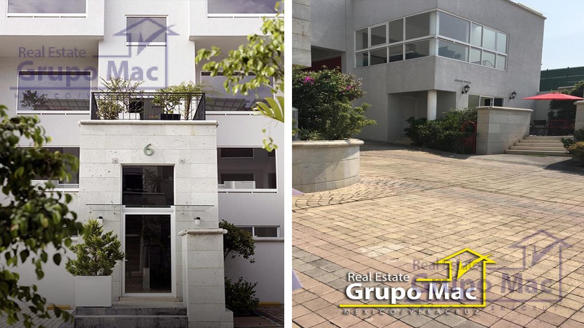 Foto Departamento en Venta en  San Mateo Nopala,  Naucalpan de Juárez  Departamento en Venta en Residencial Los azulejos
