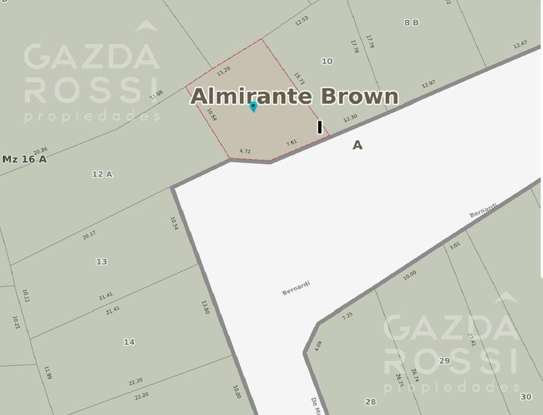 Foto Casa en Venta en  Adrogue,  Almirante Brown  CONSCRIPTO BERNARDI al 1300