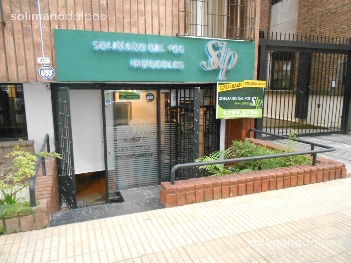 Foto Local en Alquiler en  Mart.-Vias/Libert.,  Martinez  Vicente Fidel Lopez al 300