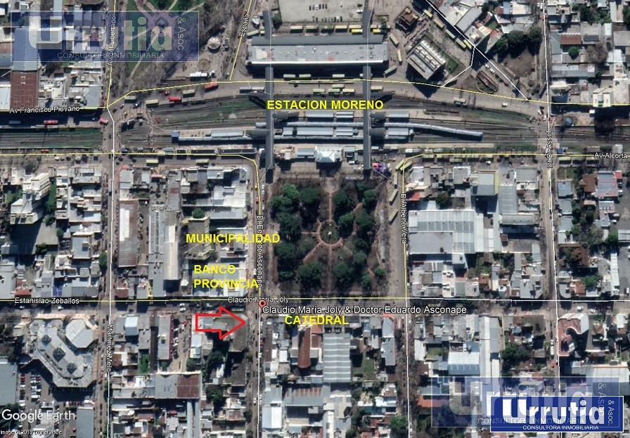 Foto Local en Alquiler en  Moreno ,  G.B.A. Zona Oeste  Joly esquina Azconape