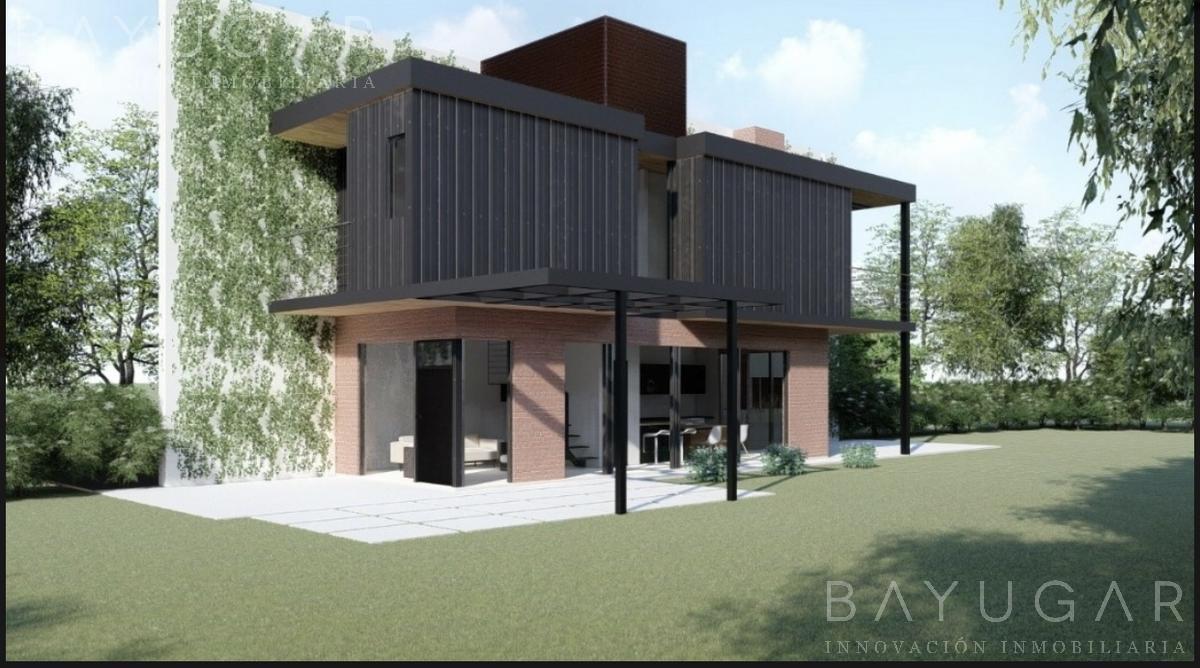 Foto Casa en Venta en  Villa Rosa,  Pilar  Venta - Casa a construir en La Josefina – Bayugar negocios inmobiliarios