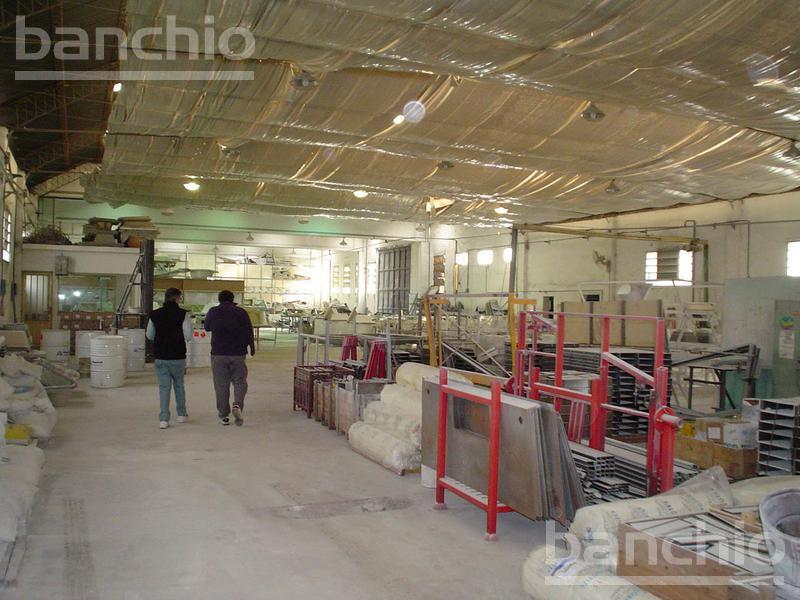 PERON al 7300, Rosario, Santa Fe. Alquiler de Galpones y depositos - Banchio Propiedades. Inmobiliaria en Rosario