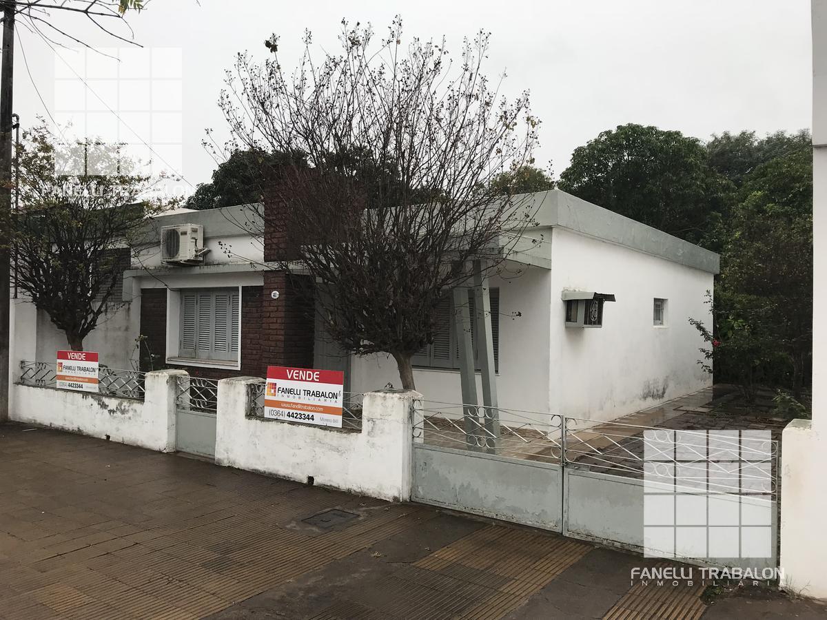 Foto Casa en Venta en  Centro,  Presidencia Roque Saenz Peña  Chacabuco N° 45