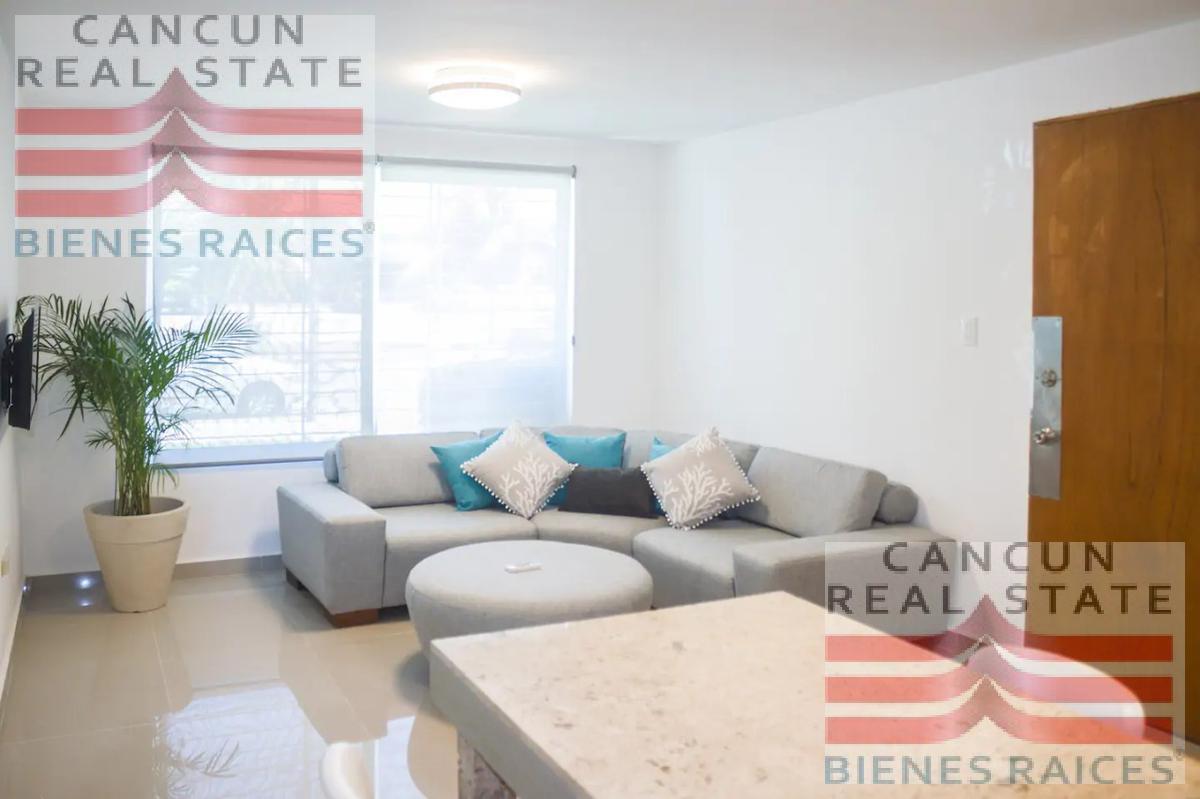 Foto Departamento en Renta en  Supermanzana 4 Centro,  Cancún  Bonampak Cancun renta departamento