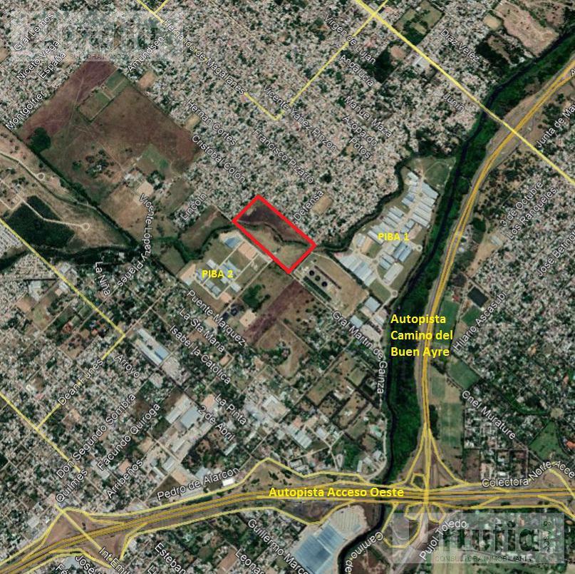 Foto Galpón en Venta en  Moreno ,  G.B.A. Zona Oeste  Martin De Gainza 100