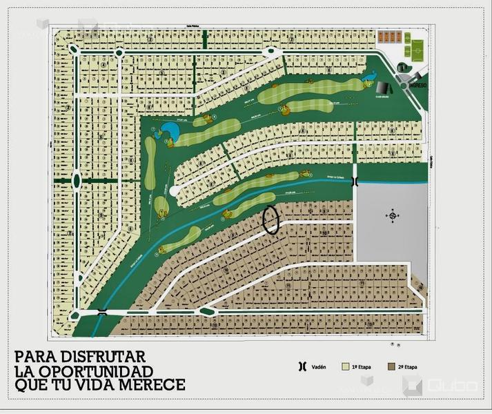Foto Terreno en Venta en  Cordoba Capital ,  Cordoba  La Cascada Country Golf