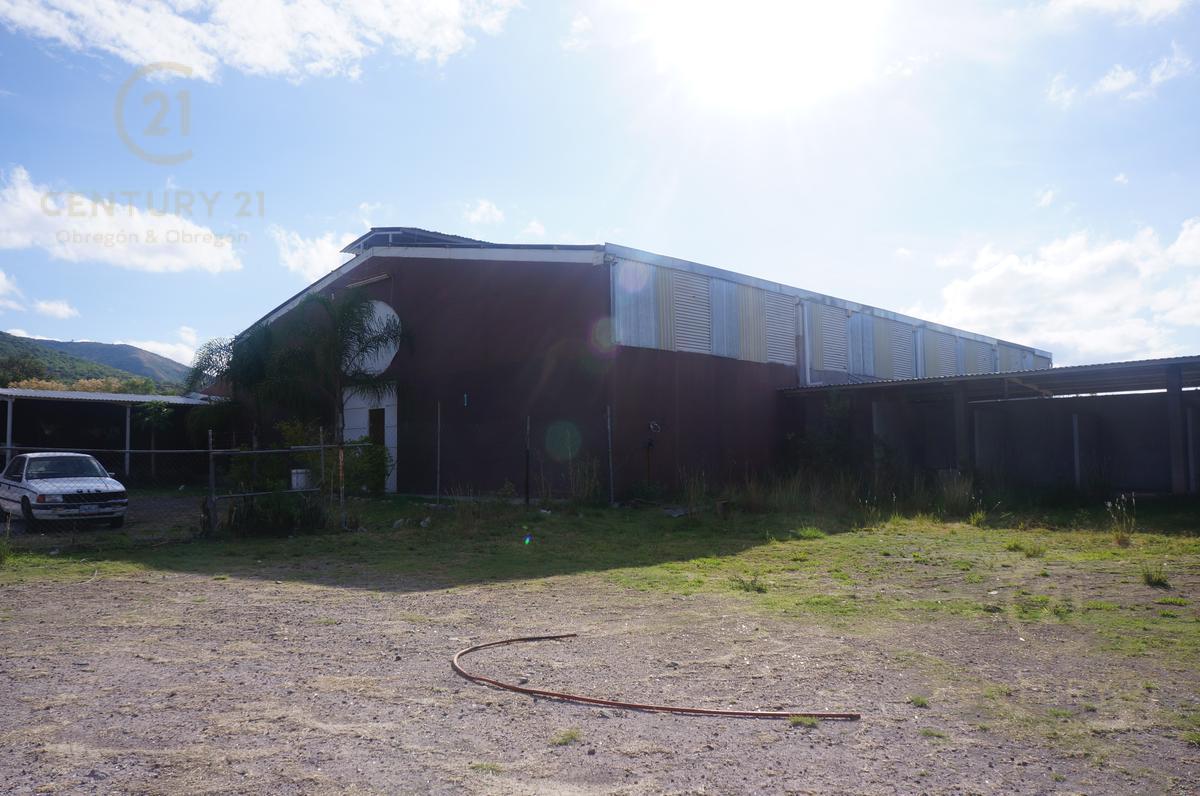 Foto Bodega Industrial en Renta en  Pueblo San Nicolás de los González,  León  Pueblo San Nicolás de los González