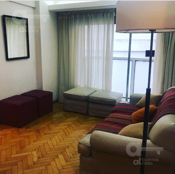 Foto Departamento en Alquiler temporario en  Recoleta ,  Capital Federal  Billinghurts al 1500