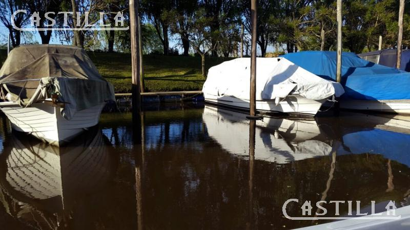 Foto Terreno en Venta en  Durazno,  Zona Delta San Fernando  Arroyo Durazno - Barrio La Flor Nautica