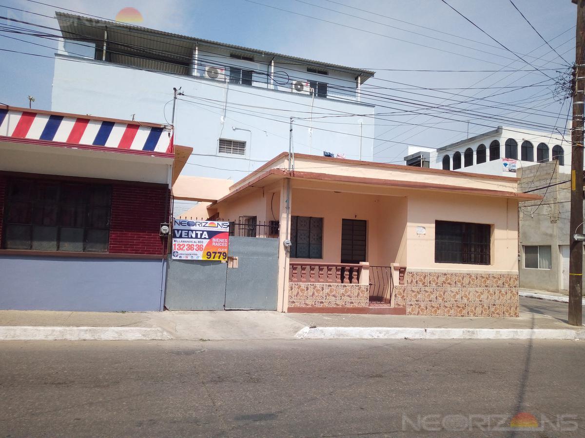Foto Terreno en Venta en  Moctezuma,  Tampico  Propiedad en Venta Col. Moctezuma, Tampico, Tam.
