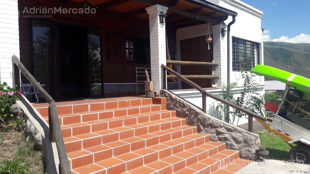 Foto Casa en Alquiler temporario en  El Mollar,  Tafi Del Valle  el mollar