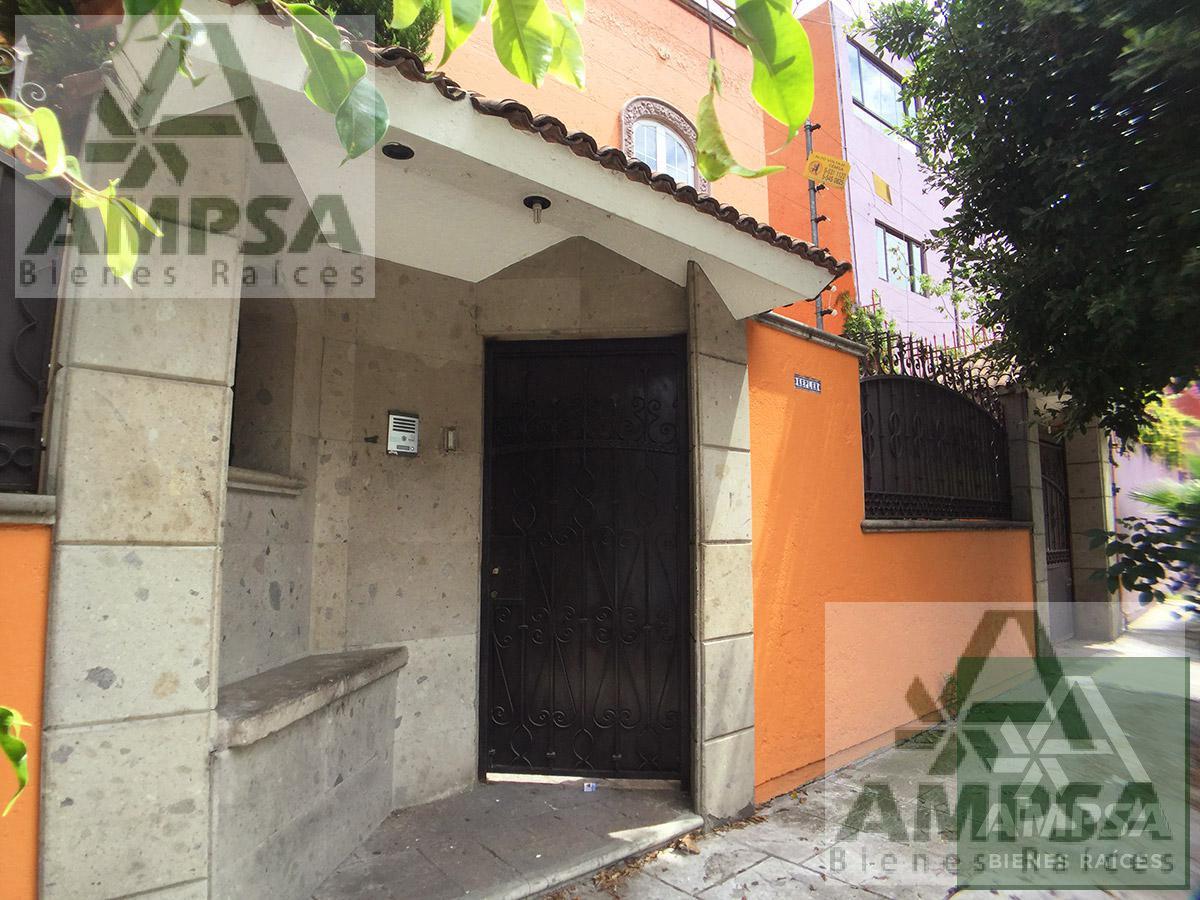 Foto Casa en Renta en  Anzures,  Miguel Hidalgo          Kepler