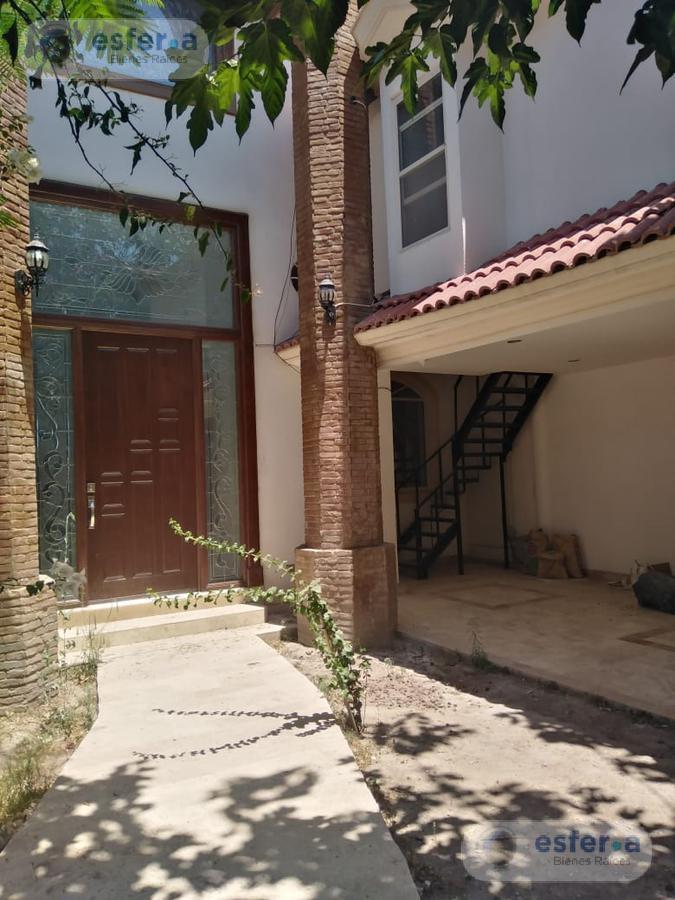 Foto Casa en Renta en  Fraccionamiento El Fresno,  Torreón  Hermosa casa en Renta en el Fresno