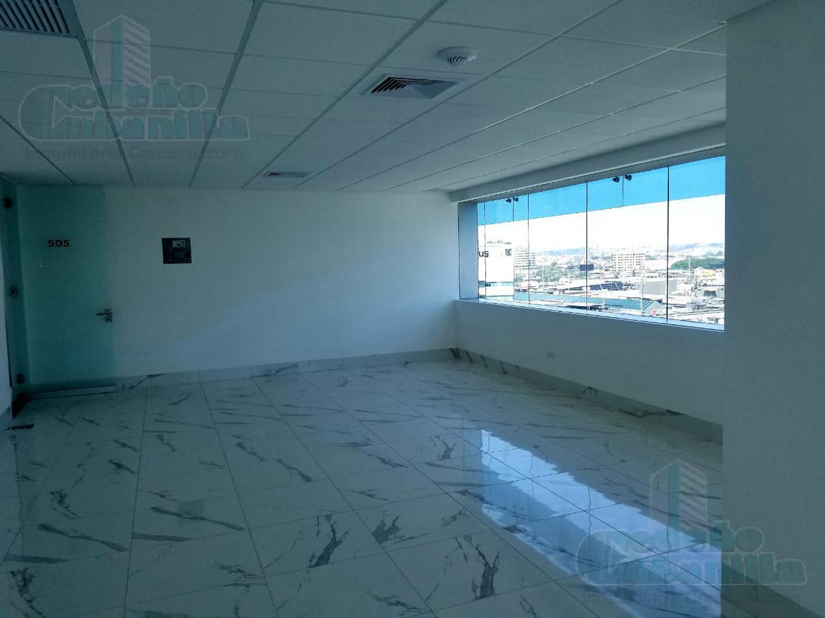 Foto Oficina en Venta en  Norte de Guayaquil,  Guayaquil  VENTA DE OFICINA DE ESTRENO ESQUINERA EDIFICIO SOLARIS