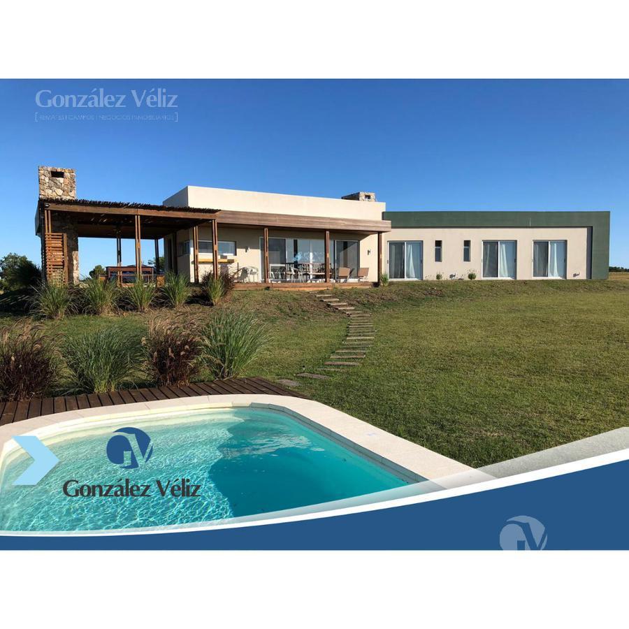 Foto Casa en Venta | Alquiler en  Carmelo ,  Colonia  Hermosa casa en Carmelo Golf - 3 dorm.