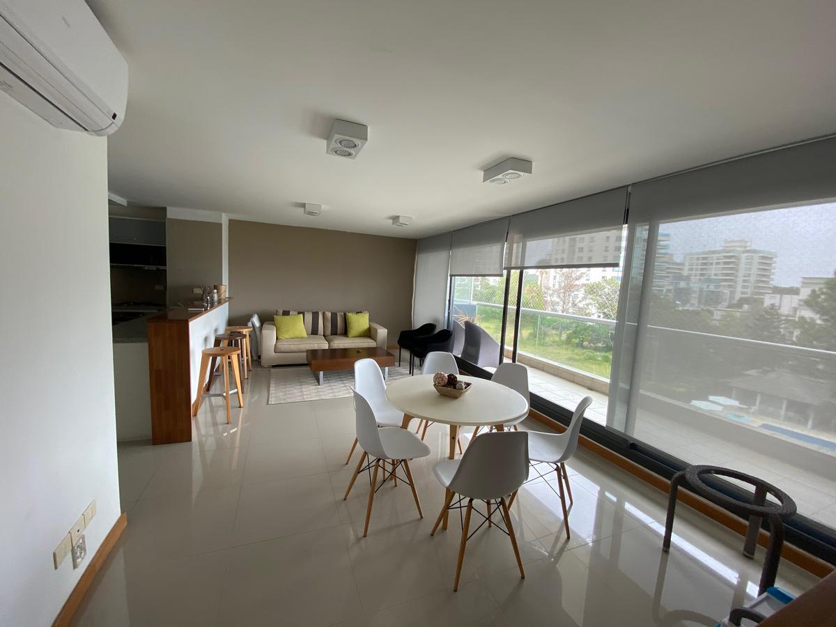 Foto Departamento en Alquiler en  Punta del Este ,  Maldonado  Alquiler Temporario - Bravissima 6 - Penthouse en Playa Brava, Primera Linea