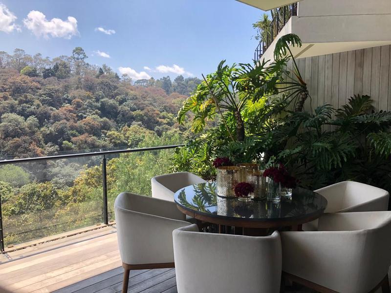 Foto Departamento en Renta en  Lomas de Vista Hermosa,  Cuajimalpa de Morelos  SKG Renta Departamento de 400 m2 en Lomas de Vista Hermosa