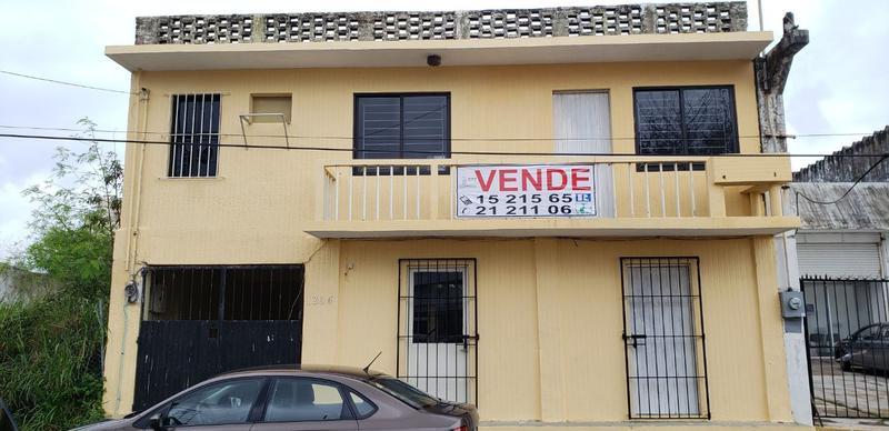 Foto Edificio Comercial en Venta en  Coatzacoalcos Centro,  Coatzacoalcos  Av. Ignacio Zaragoza No. 1206, Zona Centro, Coatzacoalcos, Ver.