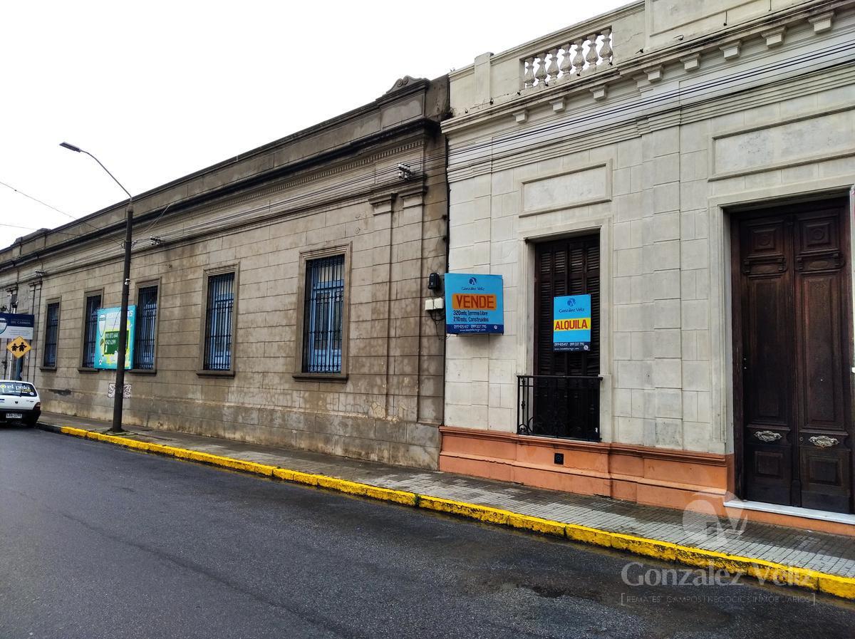 Foto Casa en Venta en  Carmelo ,  Colonia  Uruguay entre Isidoro y treinta y Tres