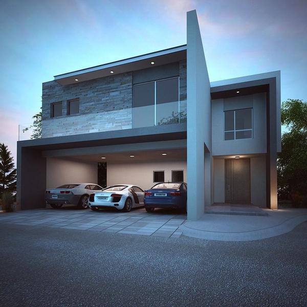 Foto Casa en Venta |  en  El Vergel,  Monterrey  GN-2034