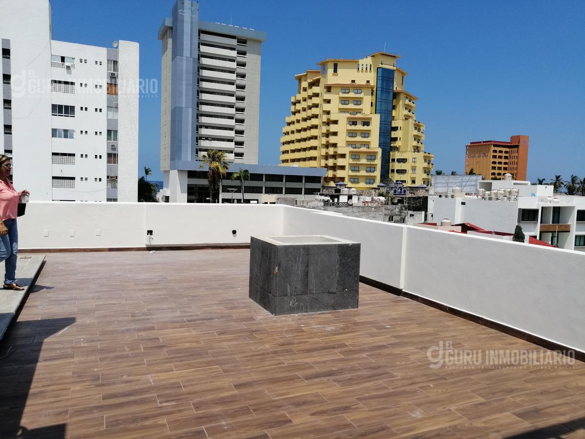 Foto Departamento en Venta en  Fraccionamiento Las Gaviotas,  Mazatlán  Departamento Gaviotas en Venta  Zona Dorada Ibis 3 Mazatlán