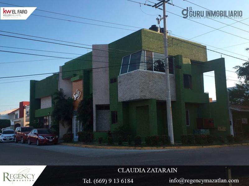 Foto Edificio Comercial en Renta en  Fraccionamiento Lomas de Mazatlán,  Mazatlán  Sierra Grande #100, Lomas de Mazatlán.