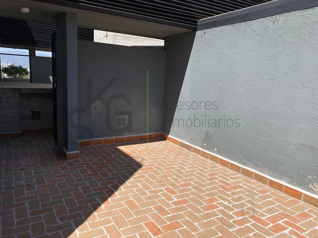 Foto Departamento en Renta en  Cuajimalpa de Morelos ,  Distrito Federal  SKG Asesores Inmobiliarios Renta Departamento en Secretaria en Marina