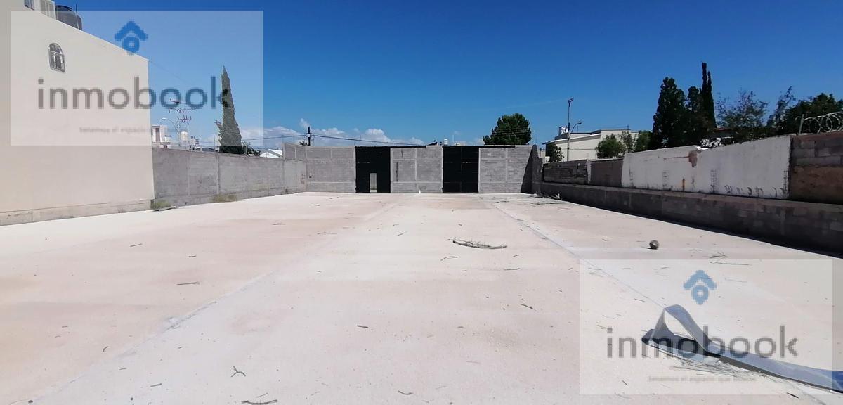 Foto Terreno en Venta en  Chihuahua,  Chihuahua  Terreno y Bodega con Terreno en Venta por Av Juan Escutia