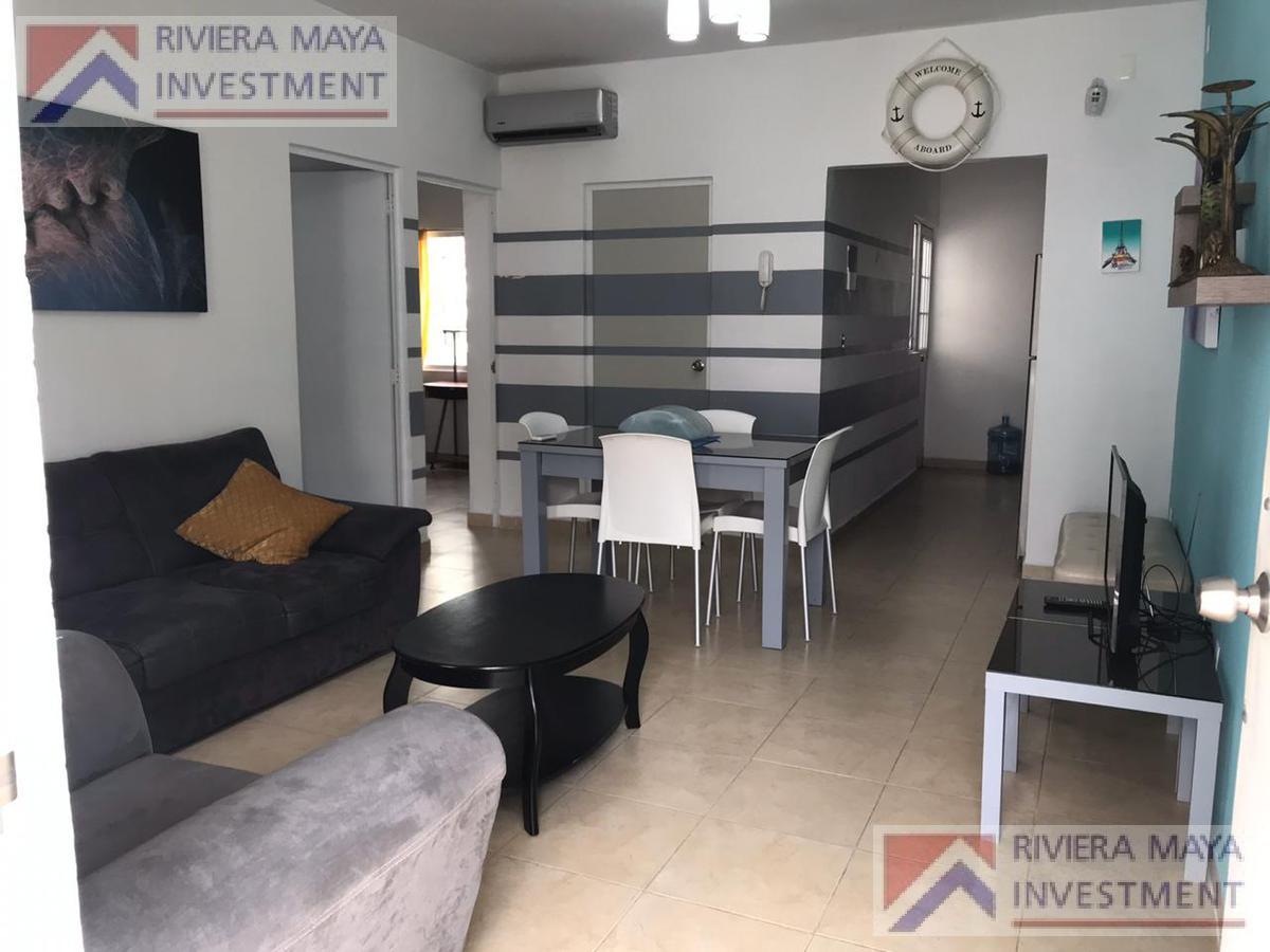 Foto Departamento en Venta en  Real Ibiza,  Solidaridad  Departamento en venta en Privada Bonely