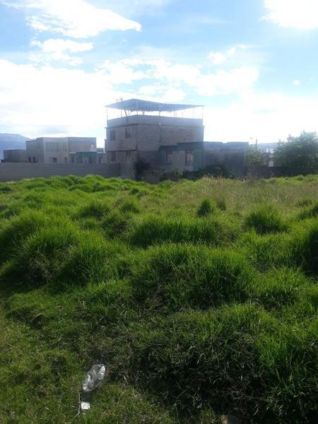 Foto Terreno en Venta en  Sur de Quito,  Quito  Terreno de venta 1.000 m2 Sur de Quito Sector Guamani