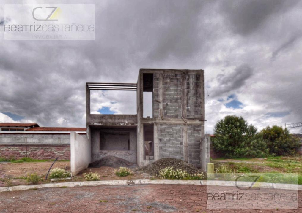 Foto Casa en Venta en  Fraccionamiento Privadas de la Herradura,  Pachuca  CASA EN OBRA NEGRA, PRIVADA LA HERRADURA, PACHUCA