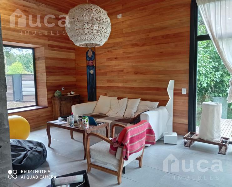 Foto Casa en Venta en  Escobar ,  G.B.A. Zona Norte  VENTA   Moderna Casa Nueva con Jardín y Pileta   Barrio Las Chacras