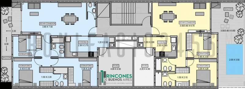Foto Departamento en Venta en  Flores ,  Capital Federal  José Bonifacio al 2456