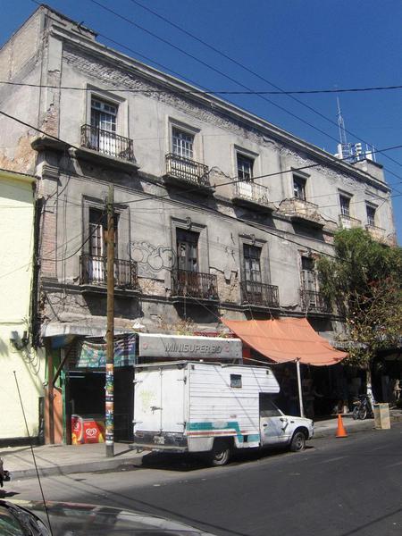 Foto Terreno en Venta en  Morelos,  Cuauhtémoc  Peralvillo 86