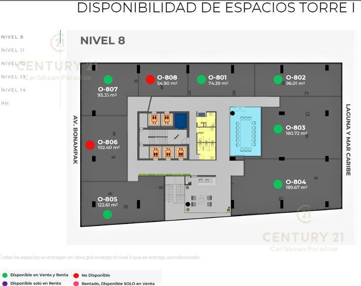 Cancún Oficina for Venta scene image 9