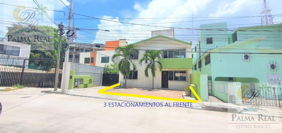 Foto Oficina en Venta en  Supermanzana 4 Centro,  Cancún  SE REMATA PROPIEDAD ENTRADA ZONA HOTELRA