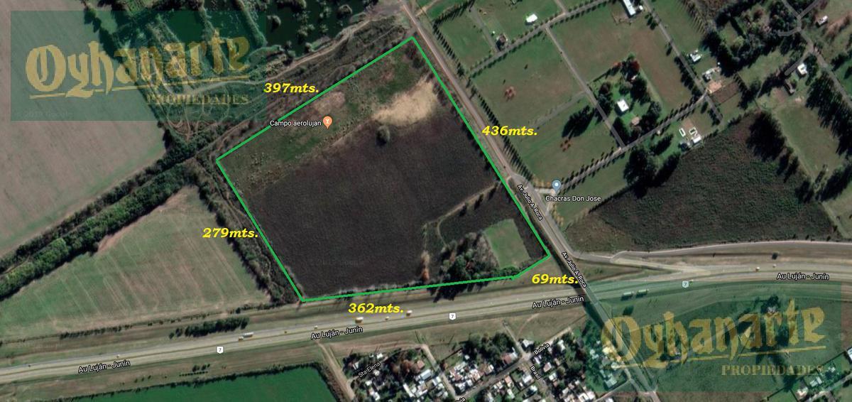Foto Terreno en Venta en  Lujan ,  G.B.A. Zona Oeste  Venta de FRACCÍON/LOTE/CAMPO en LUJÁN