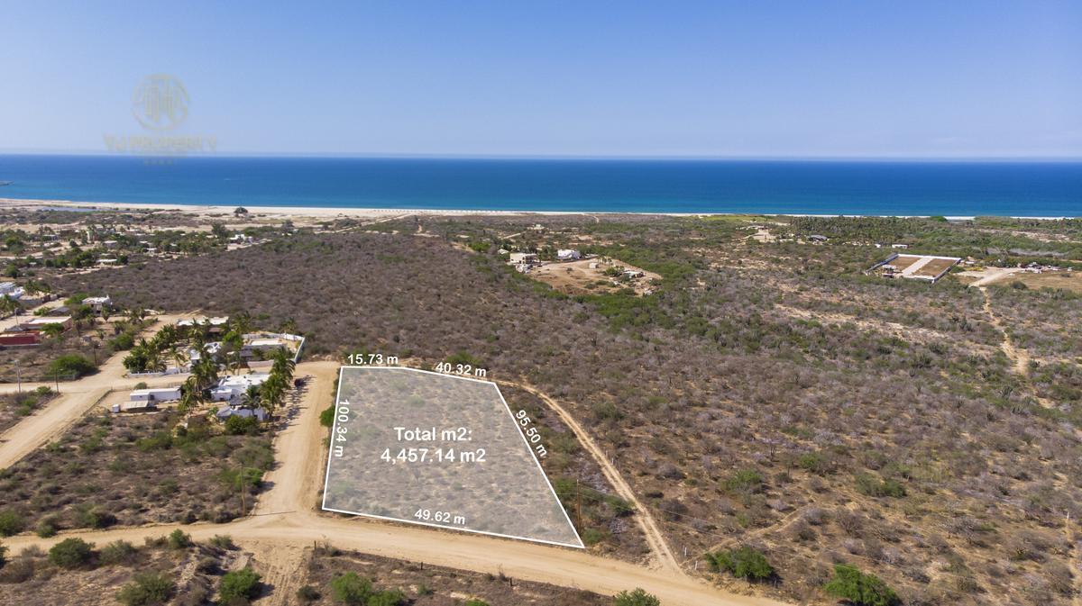 Foto Terreno en Venta en  La Rivera,  Los Cabos  La Ribera Lot F La Ribera- Cabo Pulmo
