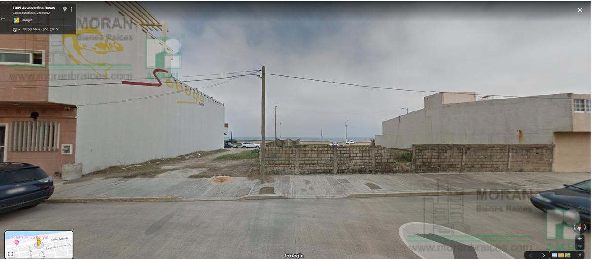 Foto Terreno en Venta en  Coatzacoalcos Centro,  Coatzacoalcos  Avenida Jhon Spark, lote No. 3, manzana 409, centro, Coatzacoalcos, Veracruz.