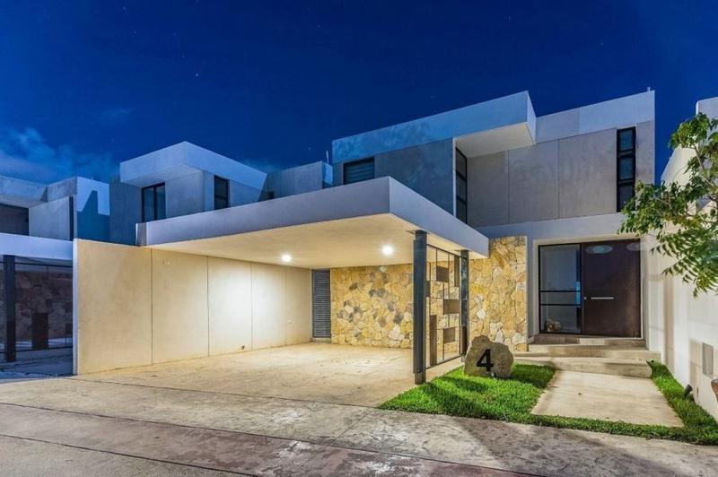 Foto Casa en condominio en Venta en  Temozon Norte,  Mérida  Simaruba Casa en venta Mod A Temozón Mérida Yucatán