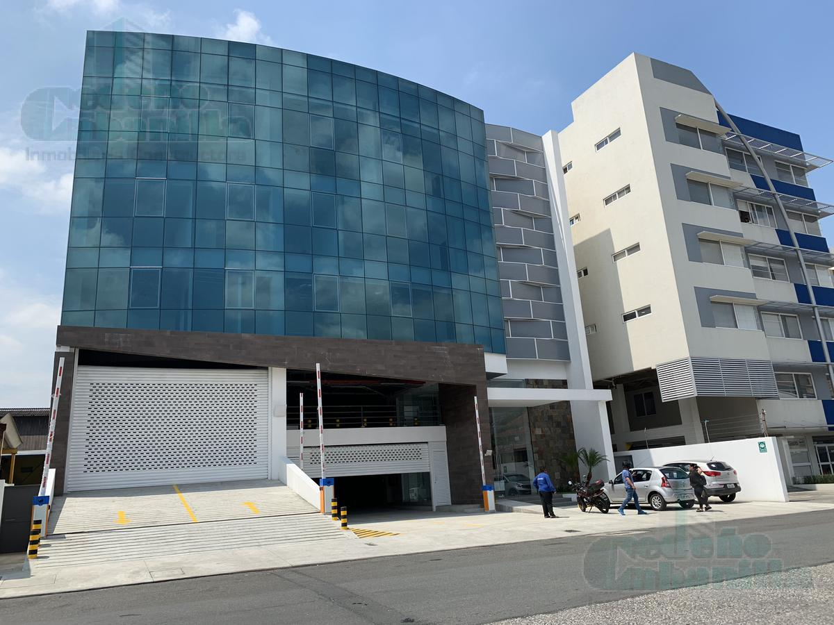 Foto Oficina en Venta en  Norte de Guayaquil,  Guayaquil  VENTA DE OFICINA DE ESTRENO BLUE OFFICE KENNEDY NORTE