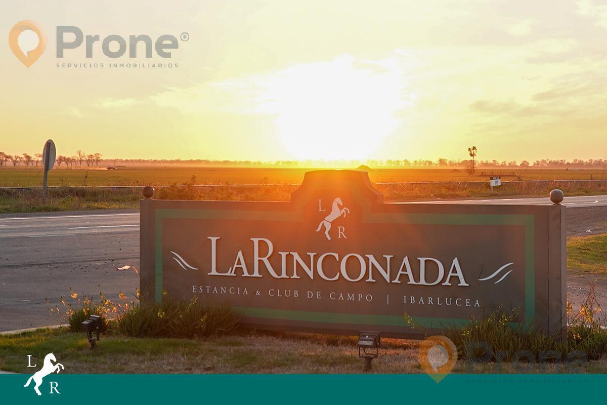 Foto Terreno en Venta en  La Rinconada,  Ibarlucea  La Rinconada - LOTE 144 ZONA GOLF