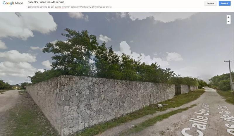 Foto Terreno en Venta en  Alfredo V Bonfil,  Cancún  TERRENOS EN VENTA EN CANCUN EJIDO ALFREDO V. BONFIL ZONA CONURBADA