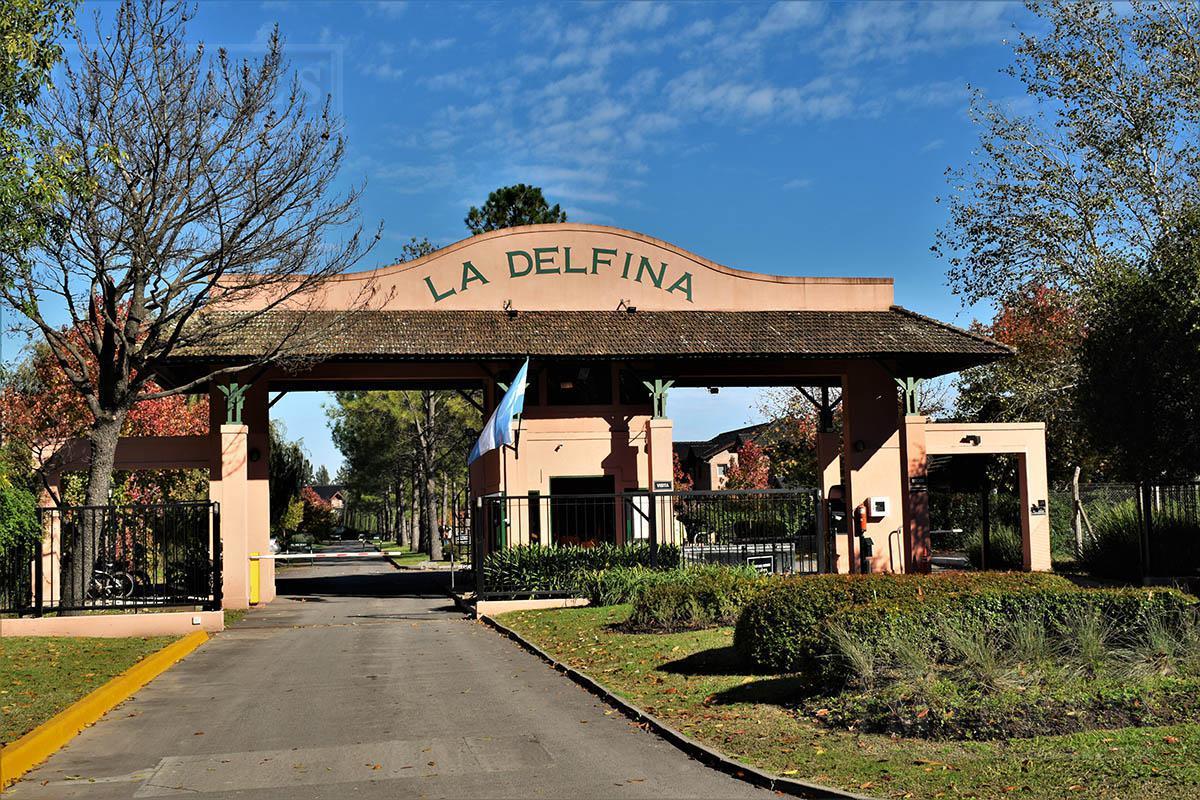 Terreno de 814 mts en La Delfina