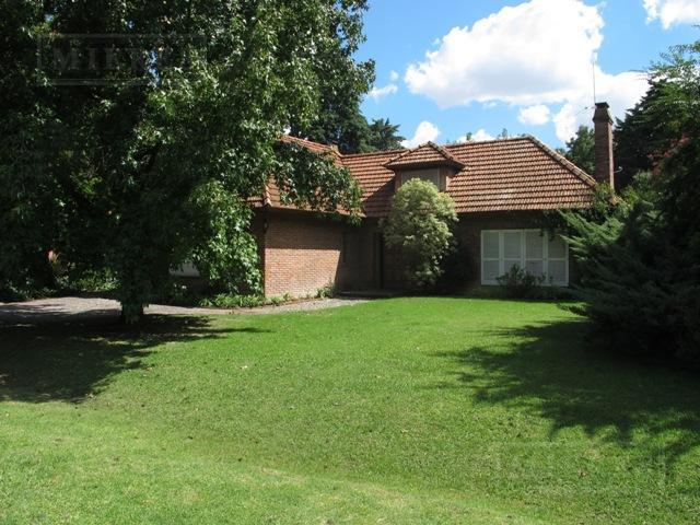 Mieres propiedades - Casa en venta en el Olivos Golf Club
