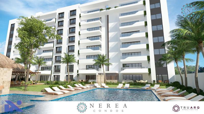 Foto Departamento en Renta en  Aqua,  Cancún  Departamento Garden en  Renta en Cancun,  NEREA CONDOS 3 recàmaras, Residencial Aqua