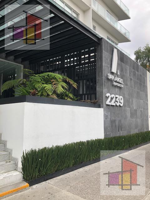 Foto Departamento en Renta en  Alvaro Obregón ,  Ciudad de Mexico  Av. Insurgentes Sur 2239, Col. Tizapán San Angel